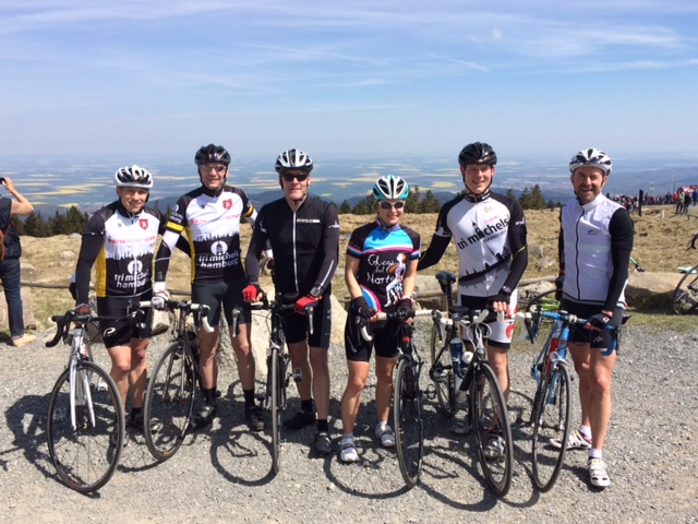 Trainingslager Harz 2016